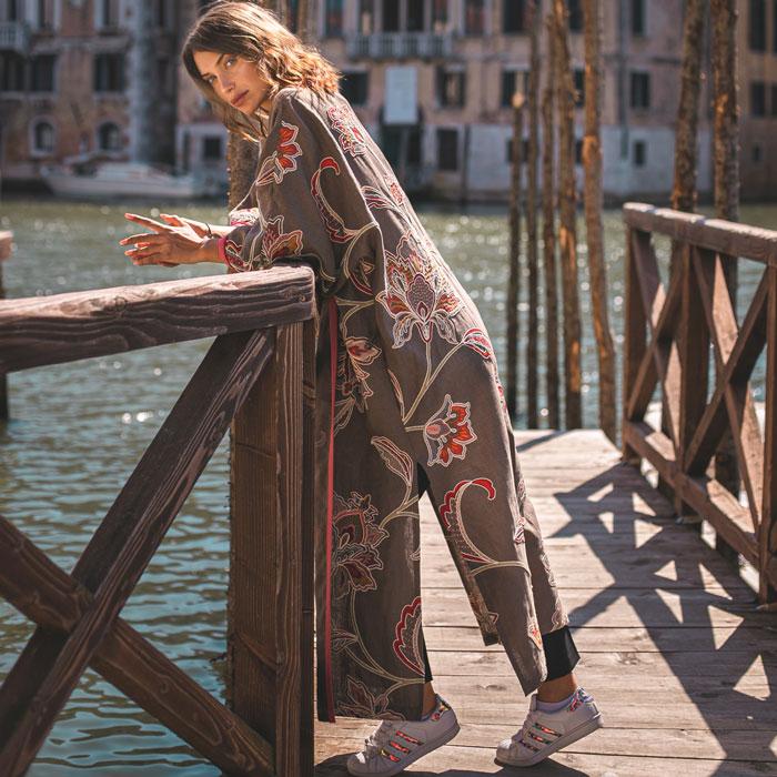 Kimono Teod'amar